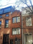 Skinniest House in NYC. Up for sale $4.5 million ...